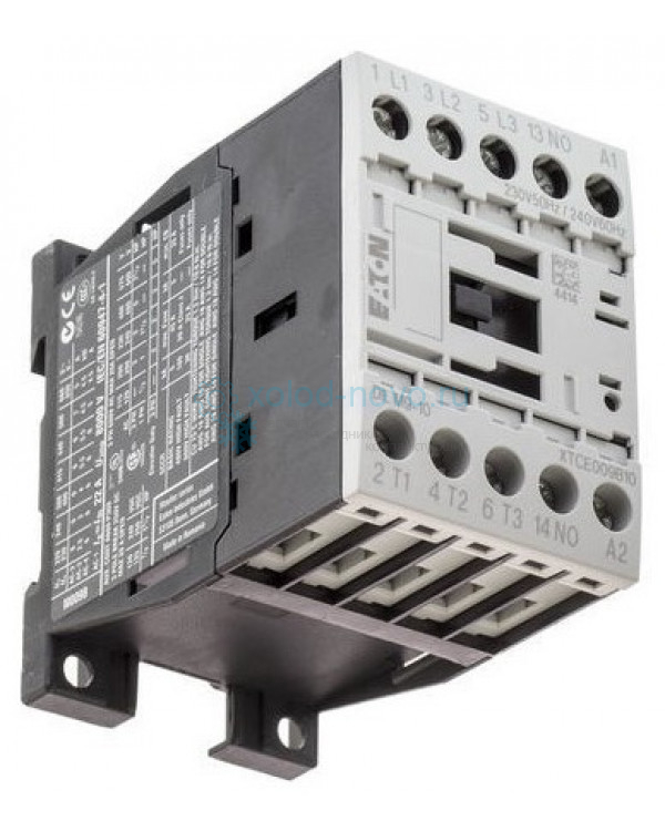 Контактор DILM9-10 230V50HZ,240V60HZ 9A