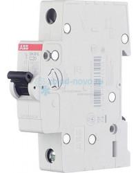 Выключатель автоматический 1-полюсный ABB SH201L, тип C, 20А, 4.5кА