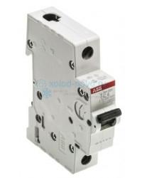 Выключатель автоматический 1-полюсный ABB SH201L, тип C, 6А, 4.5кА
