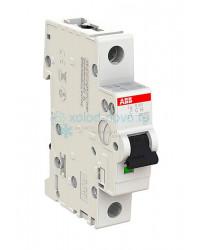 Выключатель автоматический 1-полюсный ABB SH201L, тип C, 16А, 4.5кА