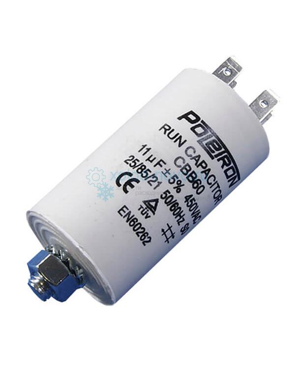 Конденсатор 11 мкф 400-500V