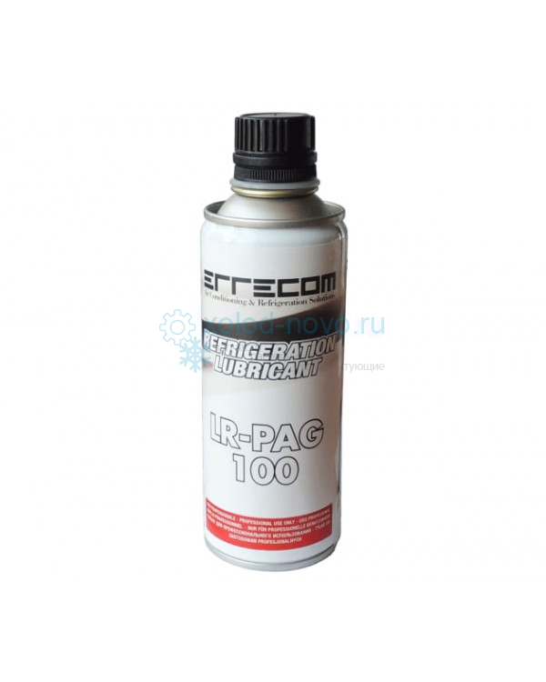 Масло синтетическое PAG-100 250мл ERRECOM