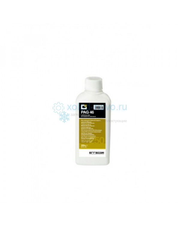 Масло синтетическое PAG-46 250мл ERRECOM
