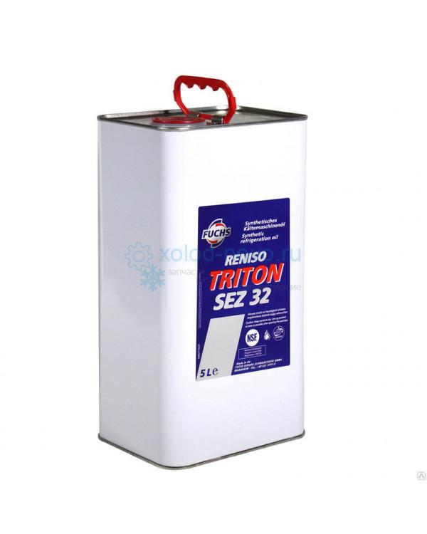 Масло синтетическое TRITON SEZ 32 5л