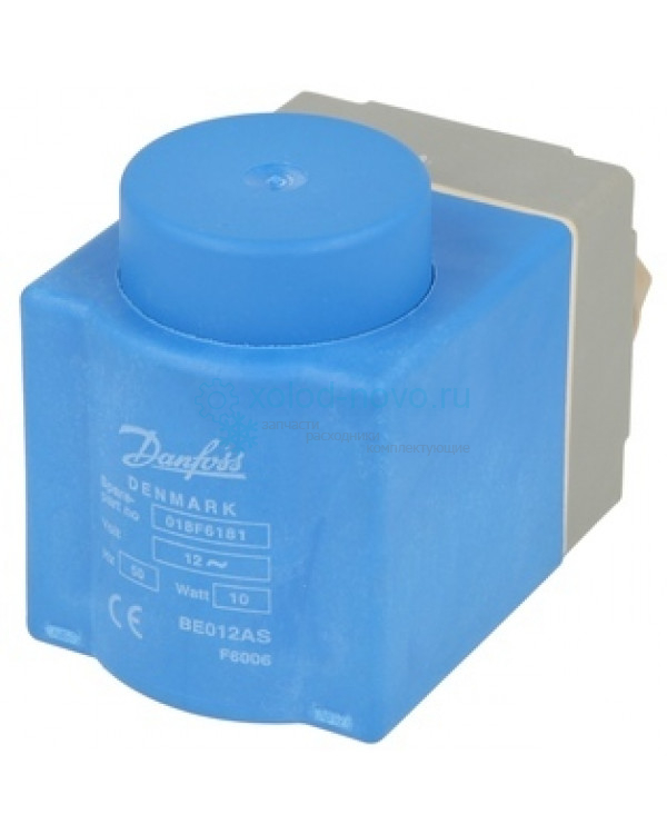 Катушка  Danfoss 230v 10w к солен. вентилю