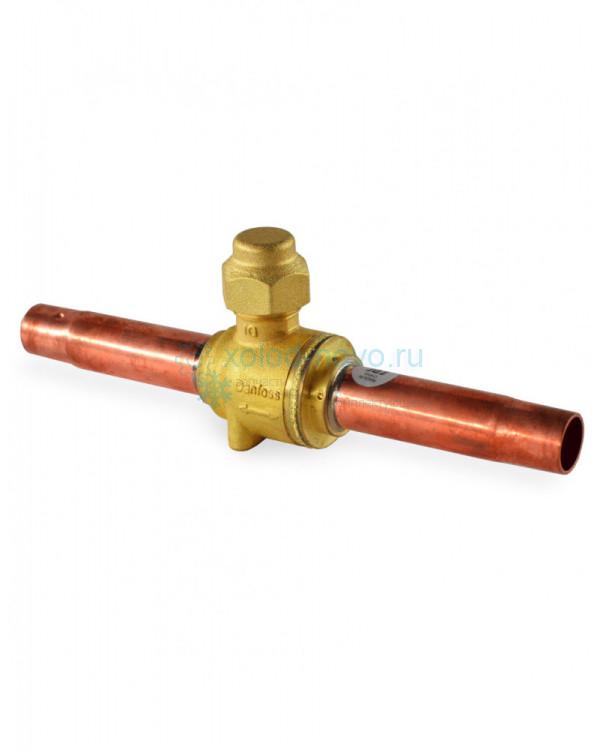 Шаровый запорный клапан Danfoss GBC16s