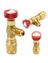 Заправочные вентили, клапаны для кондиционеров
