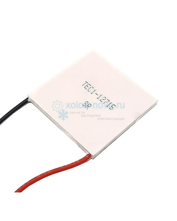 Термоэлектрический модуль Пельтье TEC1-12705 12V 5А