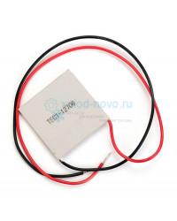 Термоэлектрический модуль Пельтье TEC1-12706 12V 4,5-6А