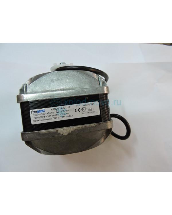 Микродвигатель EBM 16Вт