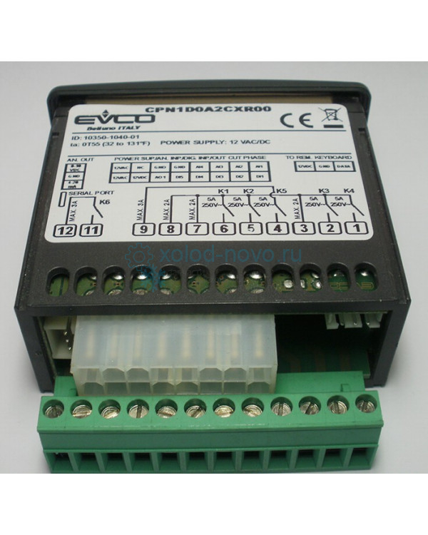Микропроцессор Контроллер EVCO CPN 1D0A2CXR