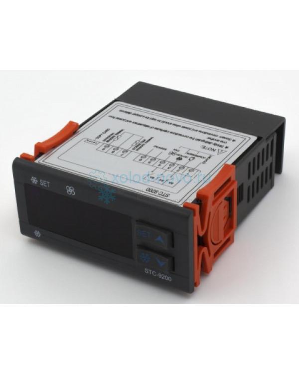 Блок STC-9200 с 2 датчиками