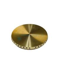Крышка рассекателя газовой плиты 90 мм