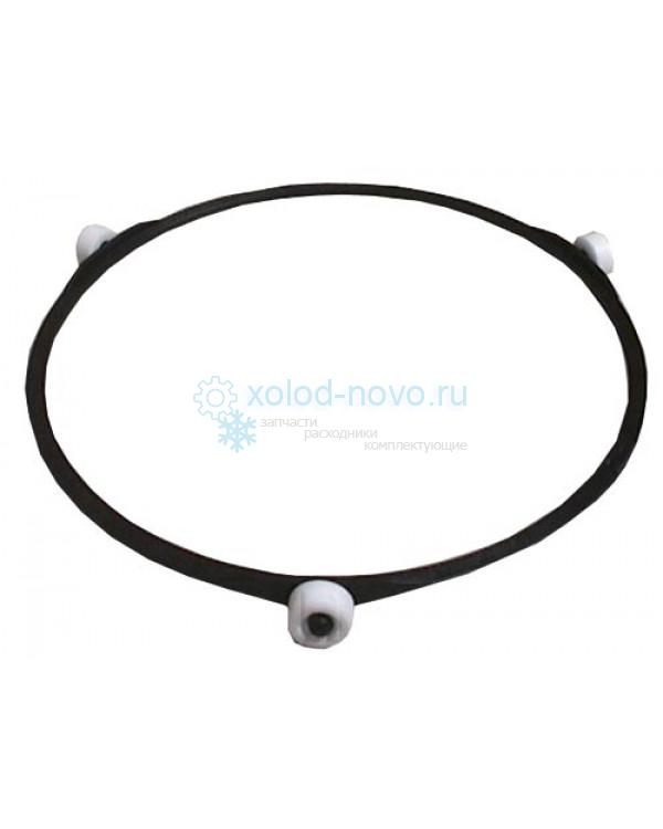 Кольцо на 3 роликах, диаметр 210 мм, колесо 10 мм