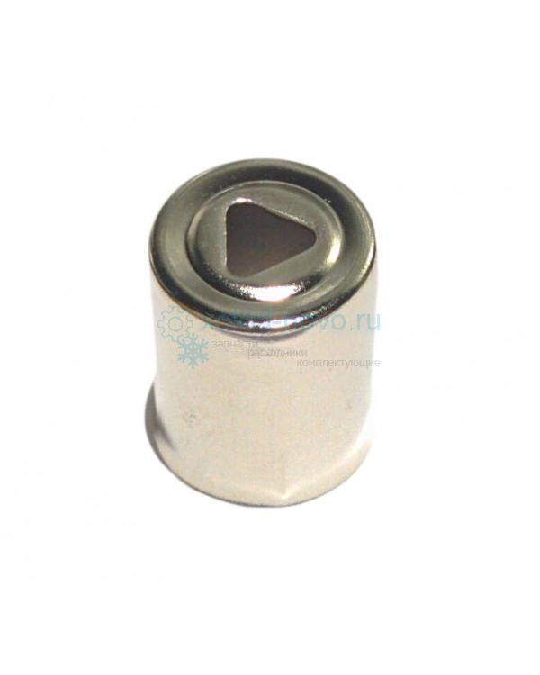 Колпачок магнетрона с треугольником, 15 мм
