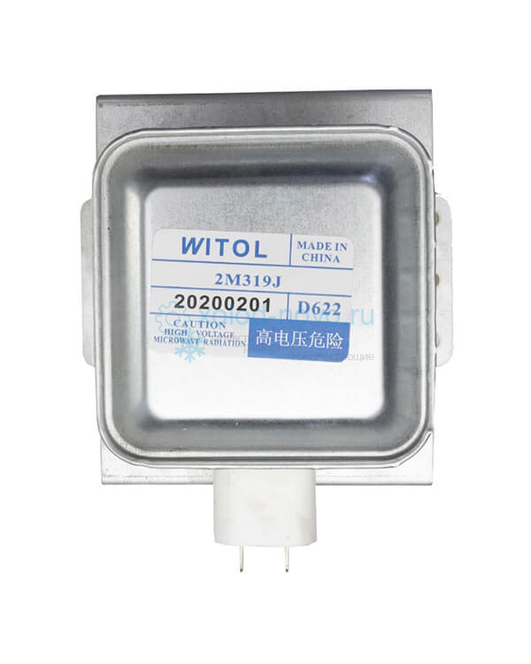 Магнетрон 2М319J Witol (аналог LG MIDEA 319HC622-920)
