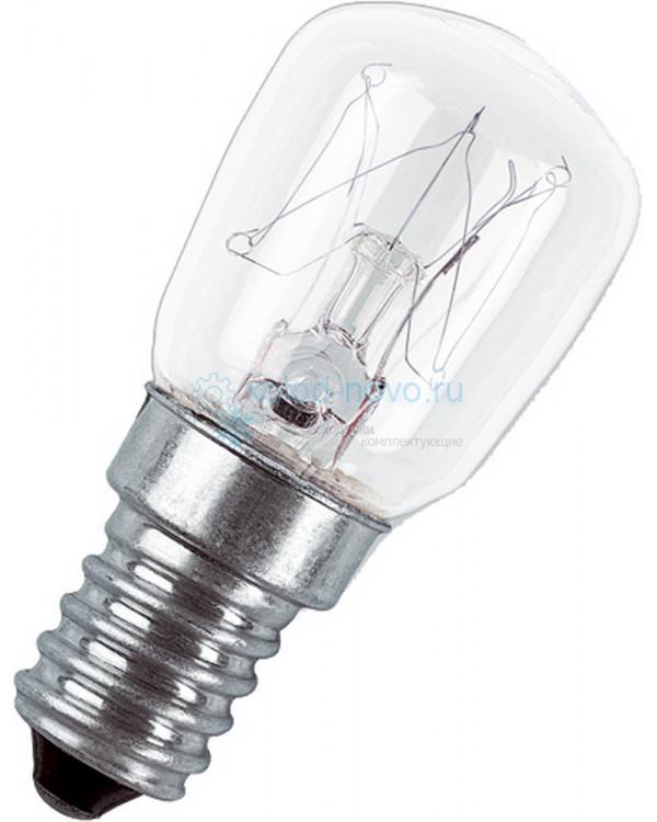 Лампа для холодильника цоколь Е14 220V 15W
