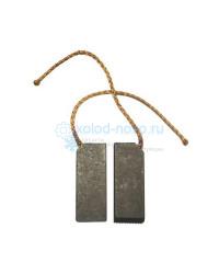 Щетки угольные (к-т) 12,5х5х32 провод с угла