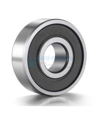 Подшипник 6206 2RS (30x62x16) BEARINGS/SKL