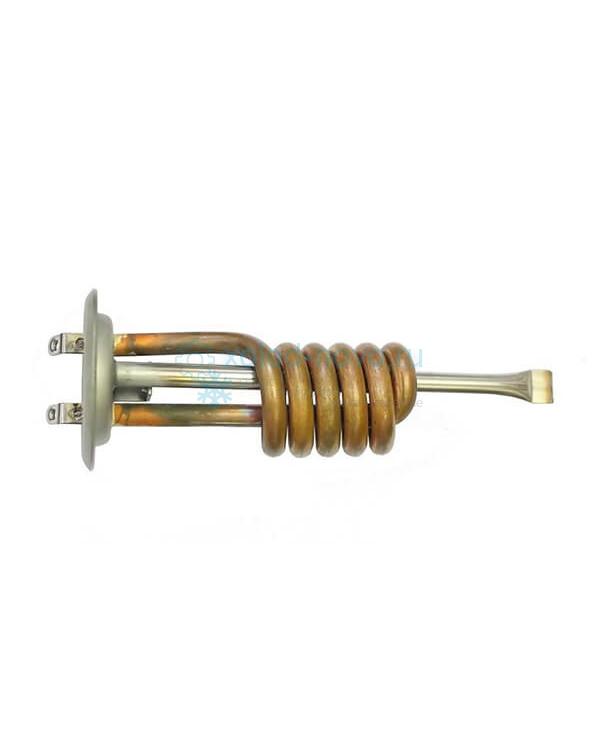 ТЭН для водонагревателя 2000W медный спираль M6