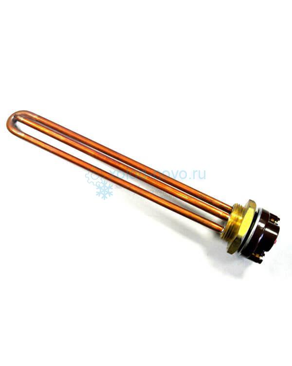 ТЭН для водонагревателя D=42 мм  2500W с термостатом