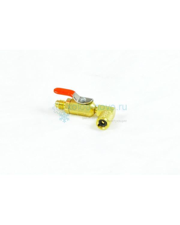 Вентиль для зарядного цилиндра  RA 0006