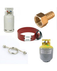 Запасные части к вакуумно-зарядному оборудованию WIGAM (Италия)